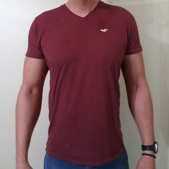 Hollister Other - Hollister V-Neck Tee. Size small